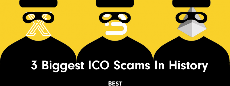 Stop Scam: 3 Biggest ICO Scams in History