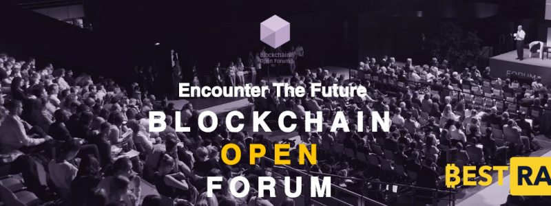 BestRate at Blockchain Open Forum 2018: South Korea, Seoul