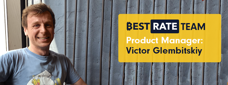 Meet the Team: Victor Glembitskiy