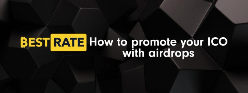 How to Promote Your ICO with Airdrops