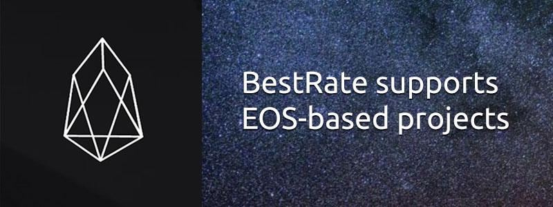 BestRate Supports EOS-Based Projects