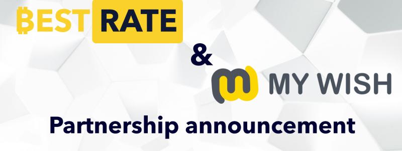 MyWish and BestRate Come up with the Partnership Agreement