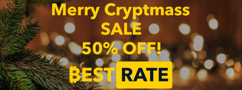 Holiday sale for all the BestRate products!