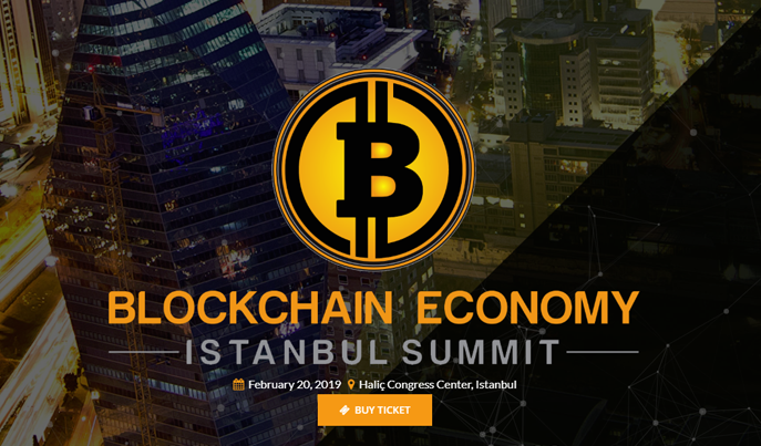 Blockchain Economy Conference in Istanbul
