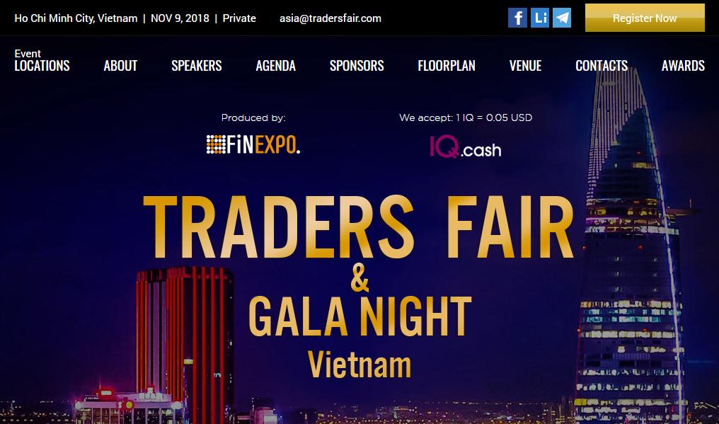 Crypto Expo. Vietnam