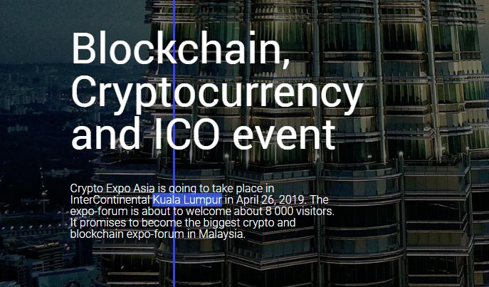 Crypto Expo Asia