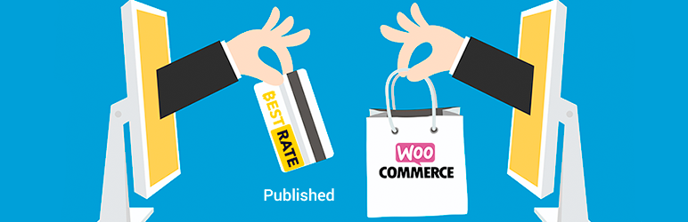 BestRate WooCommerce Crypto Plugin Official Release