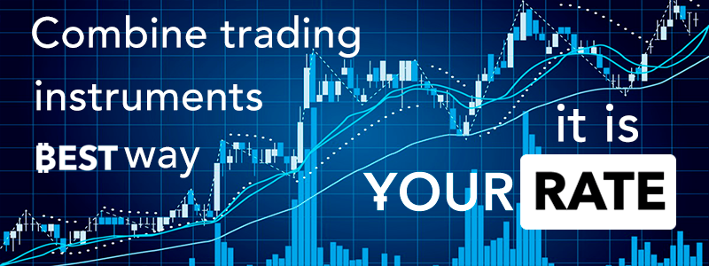 Trading terminal for crypto exchanges. Trade across multiple crypto exchanges in one interface