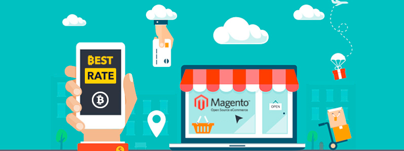 Top CMS platforms and Magento Crypto Plugin