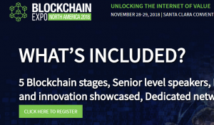 The World's largest Blockchain Conference and Exhibition