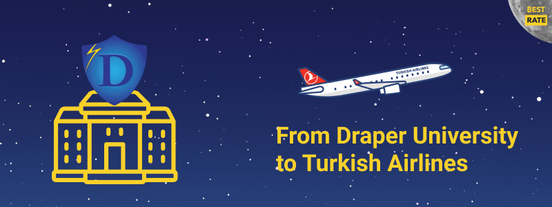 BestRate | DraperU | Turkish Airlines